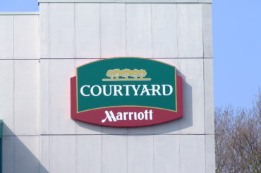 Courtyard Marriot Hotel Gatwick