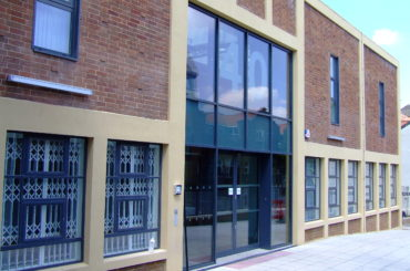 University Hospital Bristol Boiler house