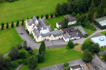 Dall House, Perthshire