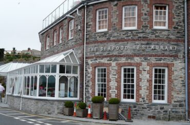 Rick Stein, Seafood Restaurant & Hotel